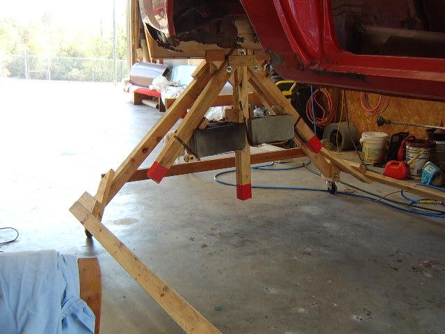 Wood Frame Rotisserie - Pics | Page 7 | NastyZ28.com